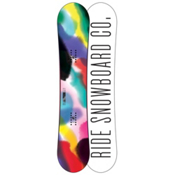 Ride Compact Womens Snowboard, 150cm, medium