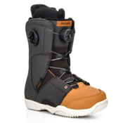 Ride Hera Boa Coiler Womens Snowboard Boots 2016, Black-Tan, medium