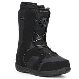 Ride Harper Boa Womens Snowboard Boots, Black, 256