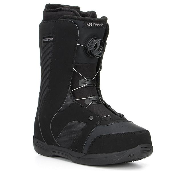 Ride Harper Boa Womens Snowboard Boots, Black, 600