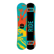 Ride Lil Buck Boys Snowboard 2016, 130cm, medium