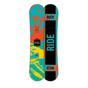 Ride Lil Buck Boys Snowboard 2016, 139cm, medium