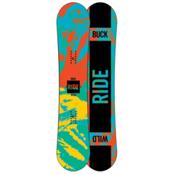 Ride Lil Buck Boys Snowboard, 148cm, medium