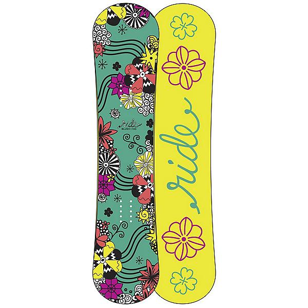 Ride Blush Girls Snowboard, 120cm, 600