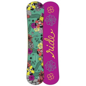 Ride Blush Girls Snowboard, 130cm, medium