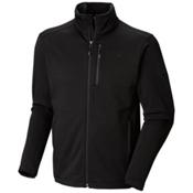 Mountain Hardwear Arlando Mens Mid Layer, Black, medium