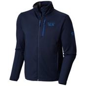 Mountain Hardwear Arlando Mens Mid Layer, Collegiate Navy, medium