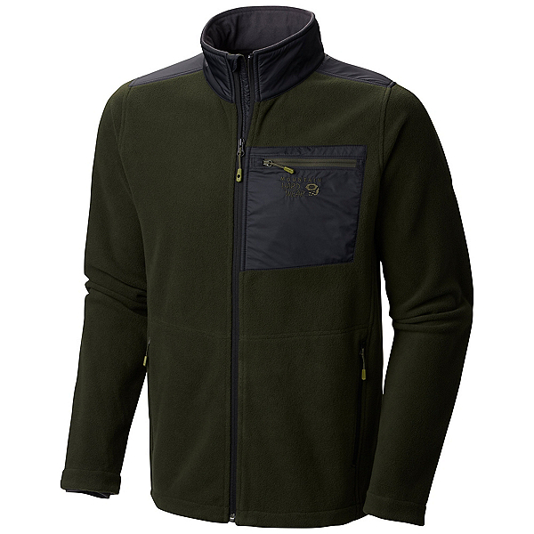 Mountain Hardwear Chill Factor 20 Mens Jacket, Greenscape, 600