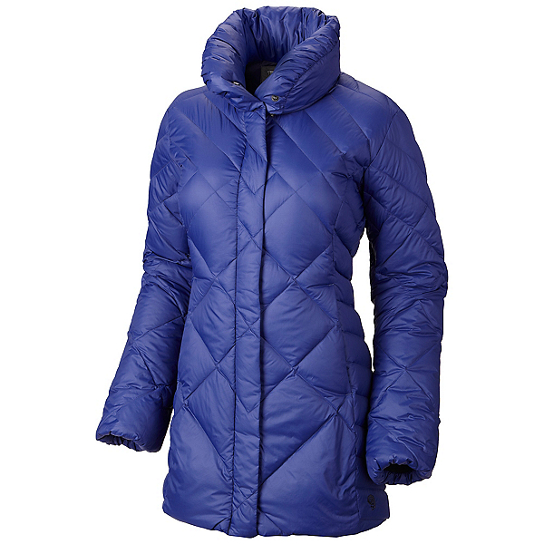 Mountain Hardwear Citilcious Down Parka Womens Jacket, Aristocrat, 600