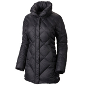 Mountain Hardwear Citilcious Down Parka Womens Jacket, Black, medium