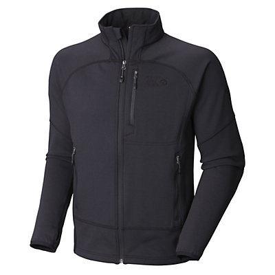 Mountain Hardwear Desna Full Zip Fleece Mens Jacket, , viewer