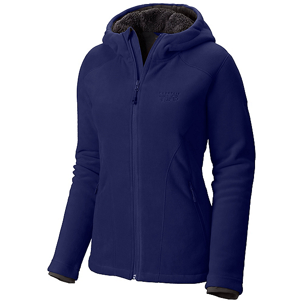 Mountain Hardwear Dual Fleece Hooded Womens Jacket, , 600