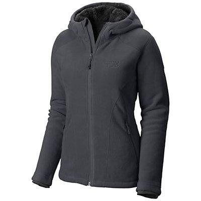 Mountain Hardwear Dual Fleece Hooded Womens Jacket, , viewer