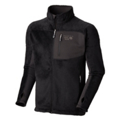 Mountain Hardwear Hoodless Monkey Man Grid Mens Jacket, Black, medium
