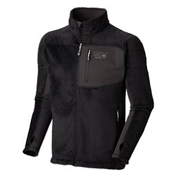 Mountain Hardwear Hoodless Monkey Man Grid Mens Jacket, Black, 256