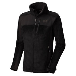 Mountain Hardwear Hoodless Monkey Woman Grid Womens Jacket, Black, 256