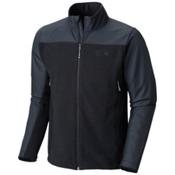 Mountain Hardwear Hybrid Toasty Tweed Mens Jacket, Black, medium