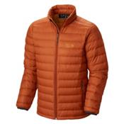 Mountain Hardwear Micro Ratio Down Mens Jacket, Dark Adobe, medium