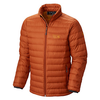 Mountain Hardwear Micro Ratio Down Mens Jacket, Shark, viewer