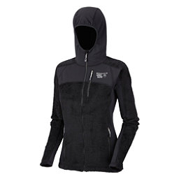 Mountain Hardwear Monkey Woman Grid Womens Jacket, Black, 256