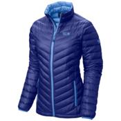 Mountain Hardwear Nitrous Down Womens Jacket, Nectar Blue, medium