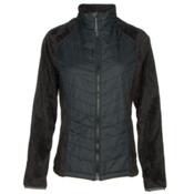 Mountain Hardwear Pyxis Hybrid Womens Jacket, Black, medium