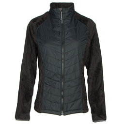 Mountain Hardwear Pyxis Hybrid Womens Jacket, Black, 256