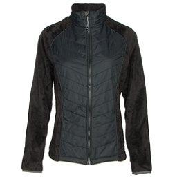 Mountain Hardwear Pyxis Hybrid Womens Jacket, Black, 256