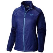 Mountain Hardwear Pyxis Hybrid Womens Jacket, Aristocrat, medium
