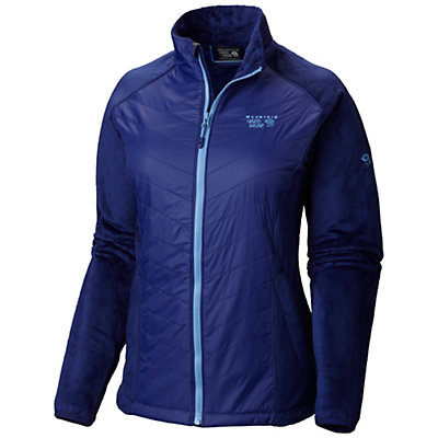 Mountain Hardwear Pyxis Hybrid Womens Jacket, Aristocrat, viewer