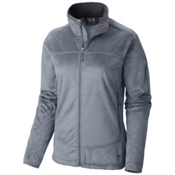 Mountain Hardwear Pyxis Womens Jacket, Tradewinds Grey, medium