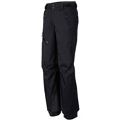 Mountain Hardwear Returnia Long Shell Mens Ski Pants, Black, medium