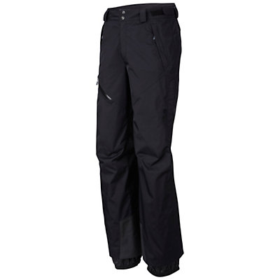 Mountain Hardwear Returnia Long Shell Mens Ski Pants, Black, viewer