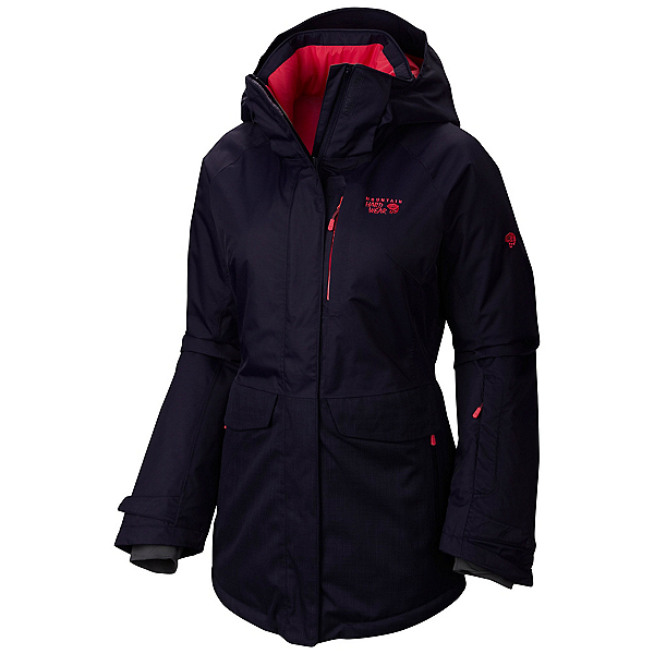 Mountain Hardwear Snowburst Parka Womens Insulated Ski Jacket, , 600