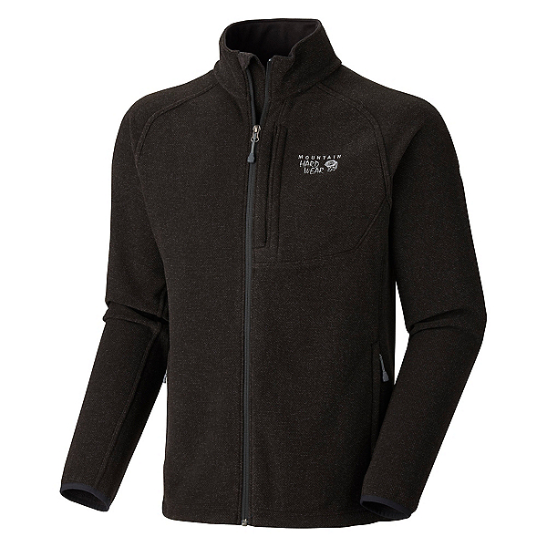 Mountain Hardwear Toasty Tweed Fleece Mens Jacket, , 600