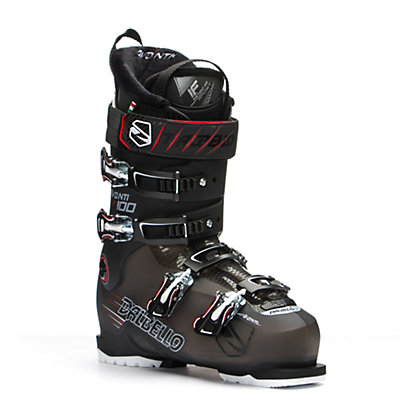 Dalbello Avanti 100 IF Ski Boots, Black Transparent-Black, viewer