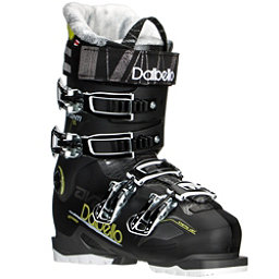 Dalbello Avanti 95 IF Womens Ski Boots, Black-Black, 256