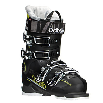 Dalbello Avanti 95 IF Womens Ski Boots, Black-Black, viewer