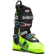 Dalbello KR Lupo 110 Ski Boots, Green Transparent-Black, medium