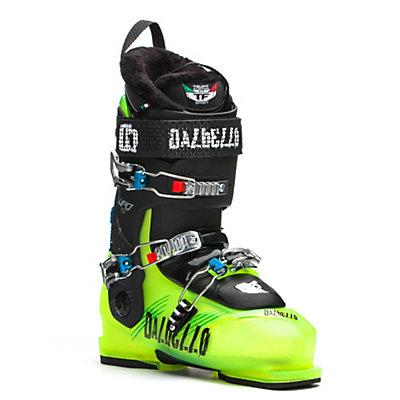 Dalbello KR Lupo 110 Ski Boots, Green Transparent-Black, viewer