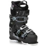 Dalbello Luna 70 Womens Ski Boots, Black-Black, medium