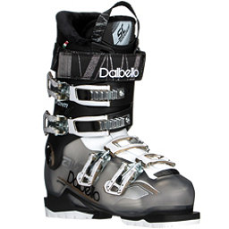 Dalbello Avanti 70 Womens Ski Boots, Black Transparent-Black, 256