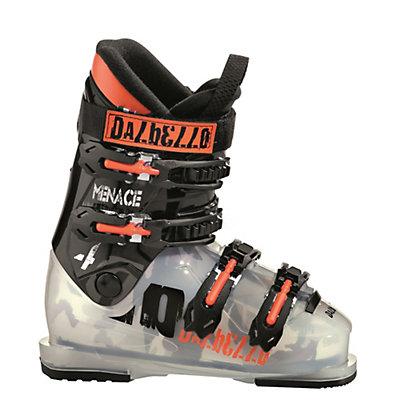 Dalbello Menace 4 Kids Ski Boots, Transparent-Black, viewer