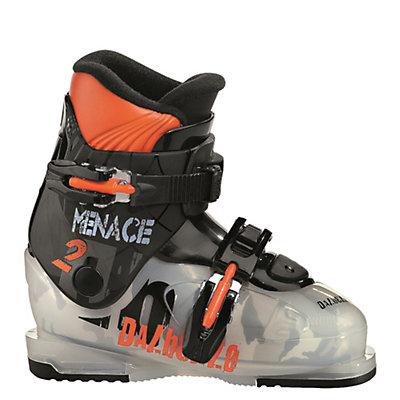 Dalbello Menace 2 Kids Ski Boots, Transparent-Black, viewer