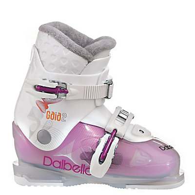 Dalbello Gaia 2 Girls Ski Boots, Transparent-White, viewer