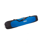 Thule RoundTrip Single Snowboard Bag, Black-Cobalt, medium