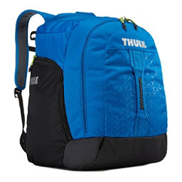 Thule Roundtrip Boot Backpack Ski Boot Bag 2018, Black-Cobalt, 256
