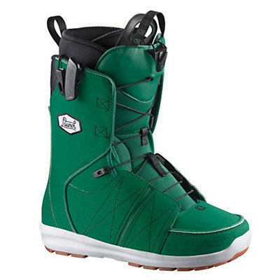 Salomon Launch Snowboard Boots, Cypress Green-White-Black, viewer