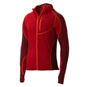 Marmot Thermo Mens Hoodie, Team Red-Brick, medium