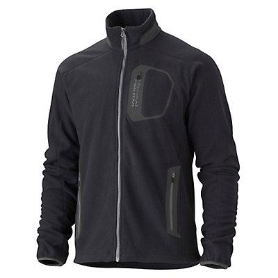 Marmot Alpinist Tech Mens Jacket, Black, viewer